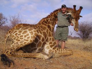 Shawn Bakken - Giraffe July 2012