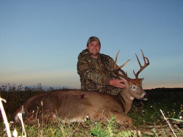 Archery Buck